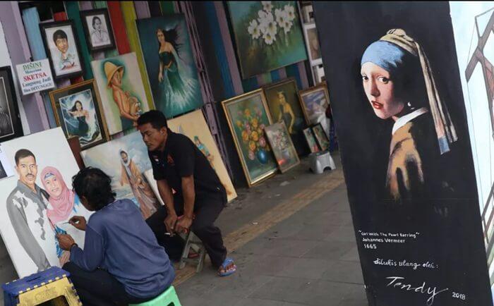 Street Gallery art.
