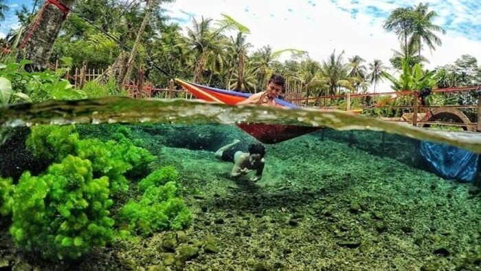 Mata air cipondok