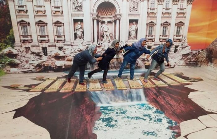 3D Trick Art Museum
