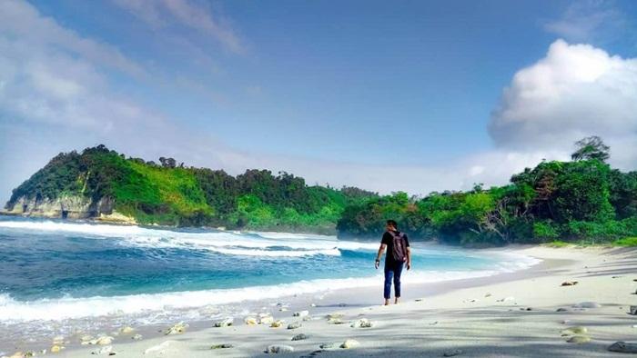 Pantai dan karang