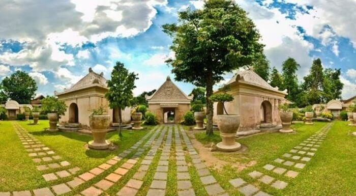 Taman Sari Jogja Menyelami Sejarah Mereguk Keindahan
