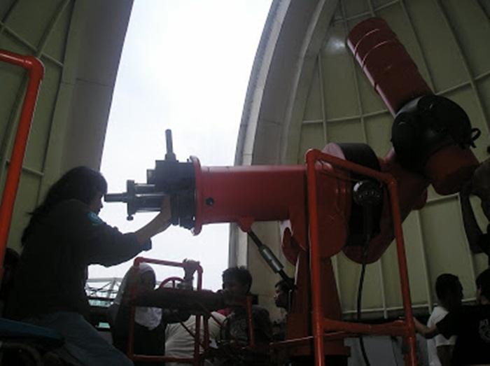 Teleskop Coude