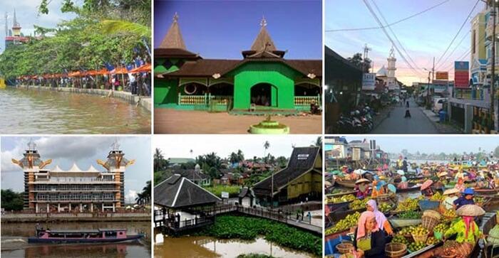 empat wisata di Banjarmasin