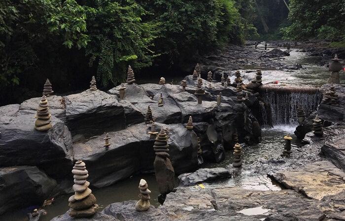 Hiking air terjun Blangsinga