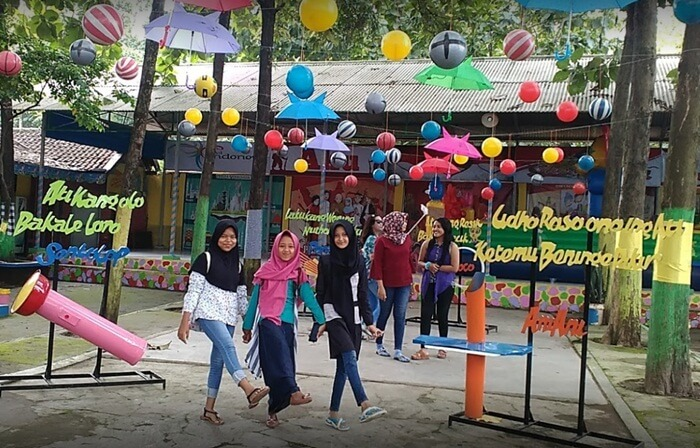 Wisata Desa BMJ Mojopahit