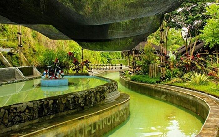 Wisata Kampung Air Kragilan