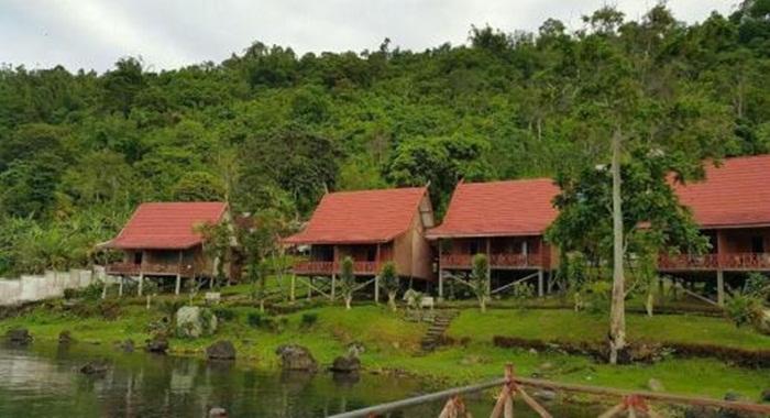 cottage-danau-ranau