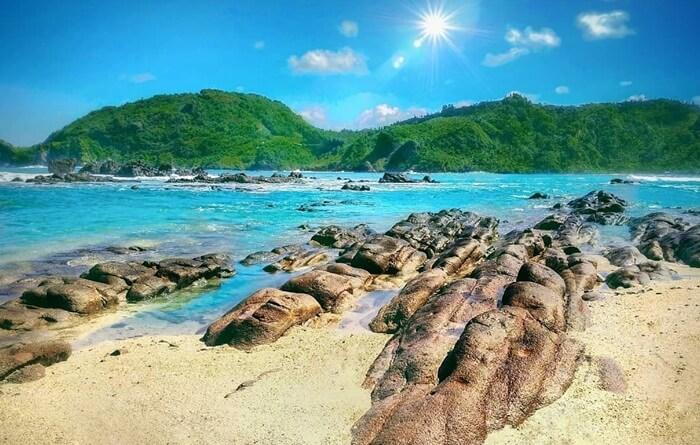 laut dan karang