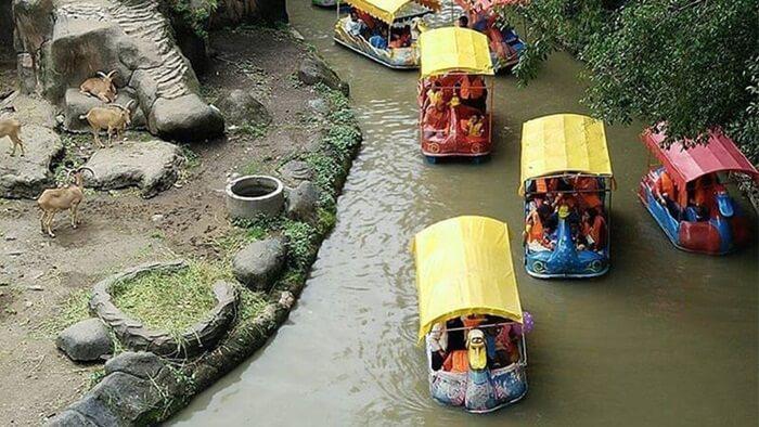 perahu air