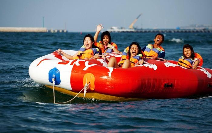 king donut boat
