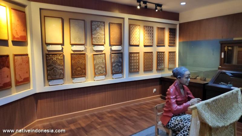 pengenalan budaya batik di Taman Pintar Jogja