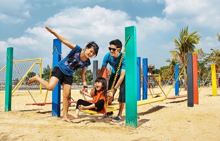 playground pasir pantai