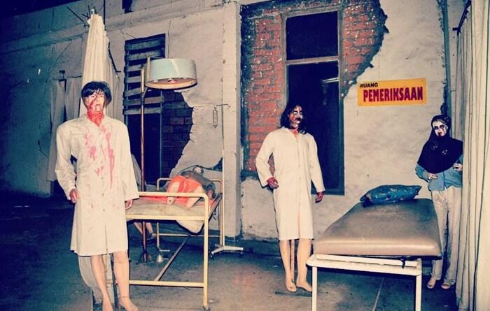 rumah sakit hantu