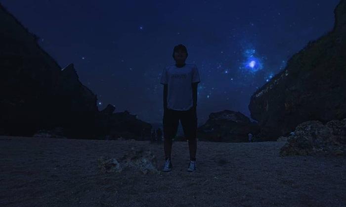 Langit malam Wohkudu