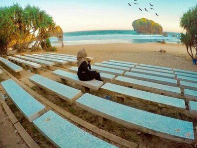 Pantai Jungwok, Pantai Mistis di Pesisir Selatan Jogya