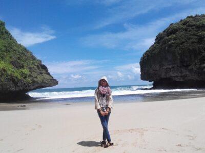 Pantai Greweng, Pantai Mistis Pertapaan President Soekarno