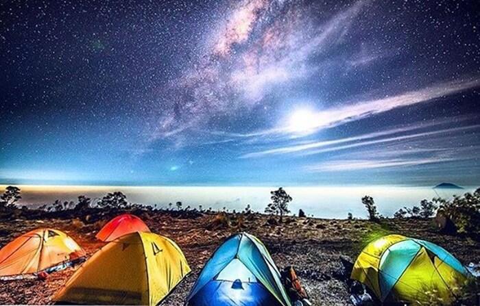 stargazing Pantai Kesirat