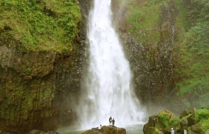 Air Terjun Takappala setinggi 109 meter, pesona indah sulawesi selatan