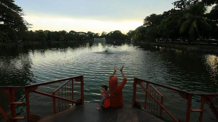 DAnau Taman Kambang Iwak