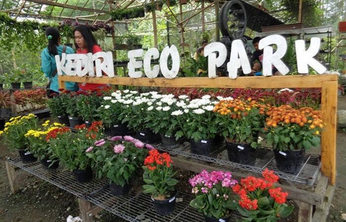 Kediri eco park kawasan wisata edukasi dekat dengan perkotaan Kediri