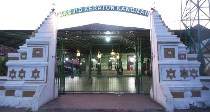 Masjid Keraton Kanoman, menyimpan banyaks ekali jejaks ejarah dari Sunan Gunung Jati