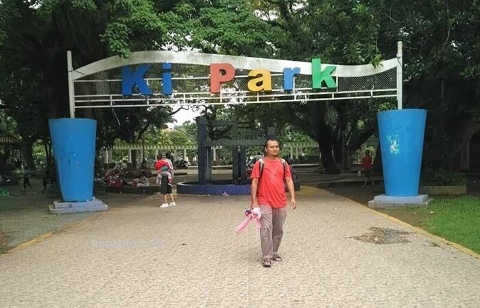 Taman Kambang Iwak Palembang, meneriba berbagai penghargaan sebagai taman terbaik