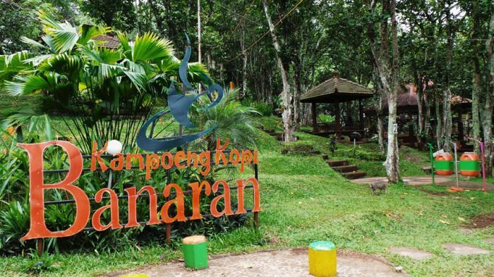 kampung kopi banaran, jejak sejarah Peradan Kopi di Indoensia. wisata sejarah edikasi di area wisata bandugan semarang