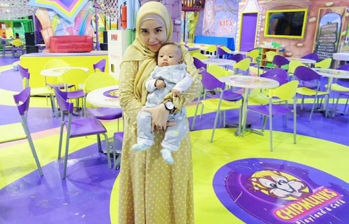 Chipmunks Playland and Café, kuliner surabaya yang mengutamakan kegembiraan anak anak.