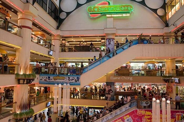 Sungei Wang Plaza, tempat wisata di kual alumpur yang mengenalkan pengalaman berbelanja yang memuaskan