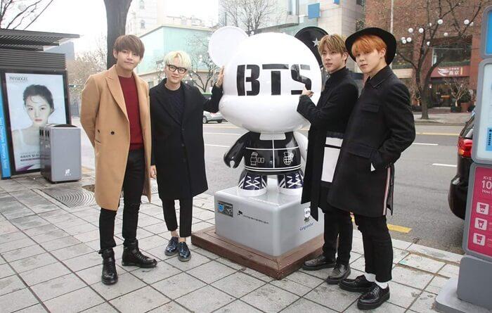 K Star Road menjadi salah satu tempat wisata di Seoul yang pas untuk dikunjungi para penggemar K Pop