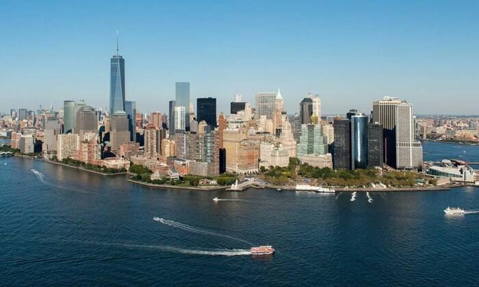 Pulau tempat wisata di Amerika ini merupakan salah satu dari lima kota bagian yang membentuk kota New York.