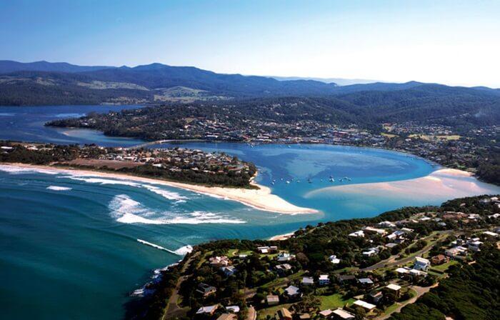 Pengunjung tempat wisata di New South Wales ini akan menemukan banyak lokasi wisata dan aktifitas menarik saat menginjakkan kaki di kawasan in.,