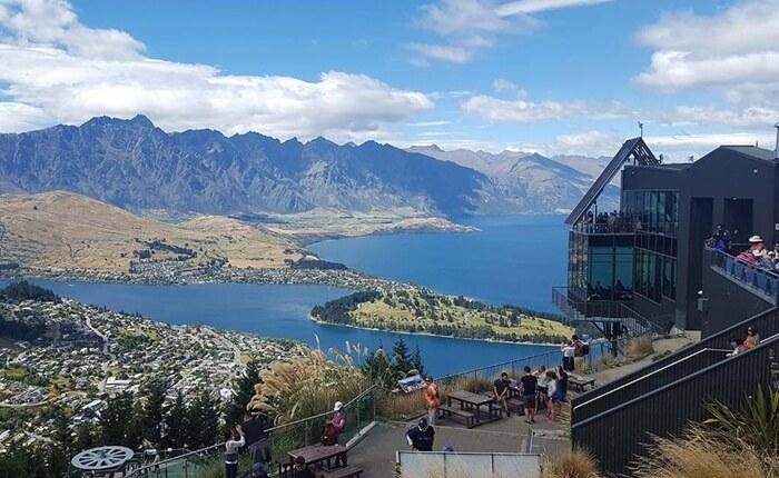 Queenstown merupakan salah satu Tempat Wisata di New Zealand paling populer di Selandia Baru