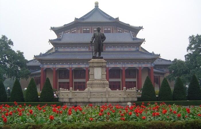 Tempat wisata di Taipei ini mempunyai banyak fungsi. Selain sebagai monumen peringatan, Memorial Hall tersebut juga berfungsi sebagai tempat pembelajaran budaya