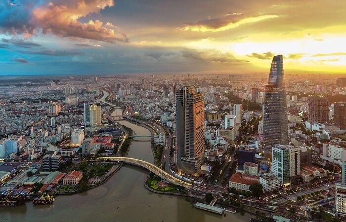 Tempat wisata di Ho Chi Min beragam dan menghadirkan keindahan dibandingkan dengan beberapa kota di Vietnam.