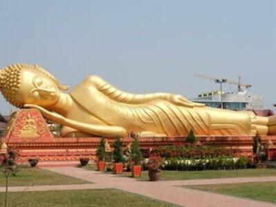 11 Tempat Wisata di Laos, Melihat Buddha di Negeri Tanah Terkunci.