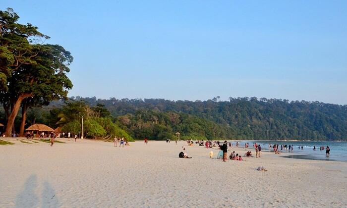 Tempat wisata di India ini masuk dalam jajaran pantai cantik di Asia.