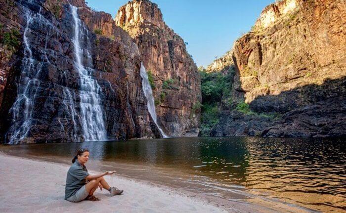 Tempat wisata di Australia Kakadu National Park seluas 20.000 km persegi ini menawarkan berbagai objek wisata yang menarik perhatian pengunjung dengan minat yang berbeda-beda.