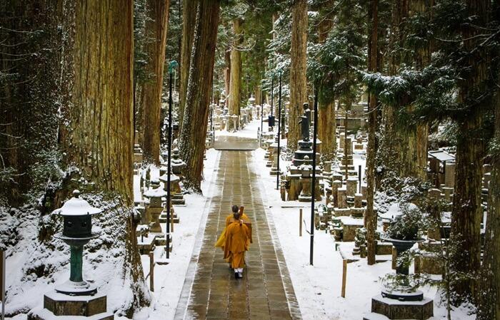 Gunung Koya adalah salah satu tempat wisata di jepang yang paling menarik. Khususnya dalam hal untuk mengalami sisi tradisional negara ini.