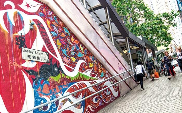Tempat wisata di hongkong ini merupakan satu kota bagian tertua dari kota, namun paling dinamis