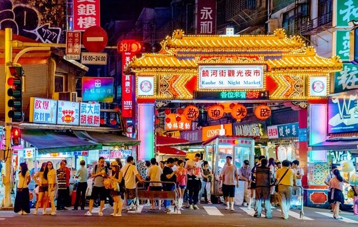 Tempat wisata di Taipei ini juga menjadi pangkalan terakhir bagi pengunjung yang sebelumnya telah mengunjungi beberapa tempat wisata di Taiwan