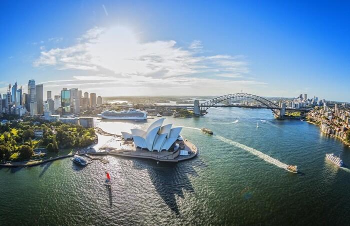 Tempat wisata di Sydney Australia menjadi pilihan bagi pengunjung yang datang ke Australia