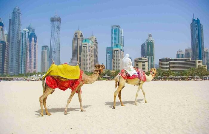 Tempat wisata di Dubai yang memiliki keunikan dan keindahan masing-masing di tempat wisata sehingga wajib untuk dikunjungi