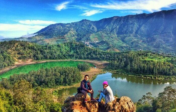 Dataran tinggi dieng salah satu tempat wisata wonosobo yang paling populer di indonesia dan dunia