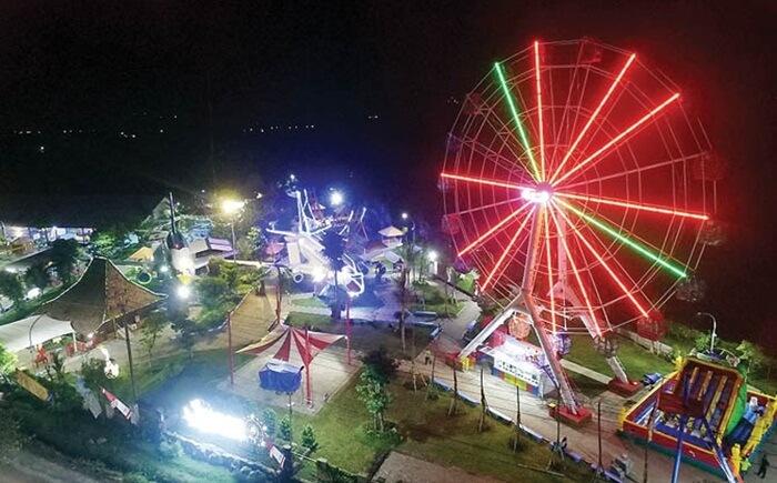 Saygon menarik perhatian dengan membuat tempat wisata pasuruan baru bernama Saygon Night Park.
