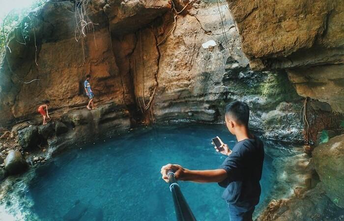 Wisata sejok ini adalah tempat wisata magetan berupa mata air yang berasal dari sumber murni perut bumi.