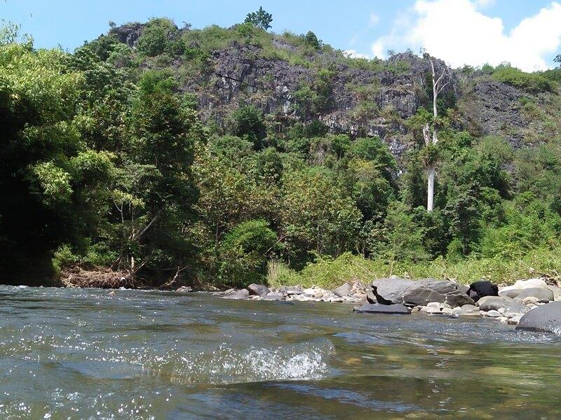 Aliran Sungai Amandit