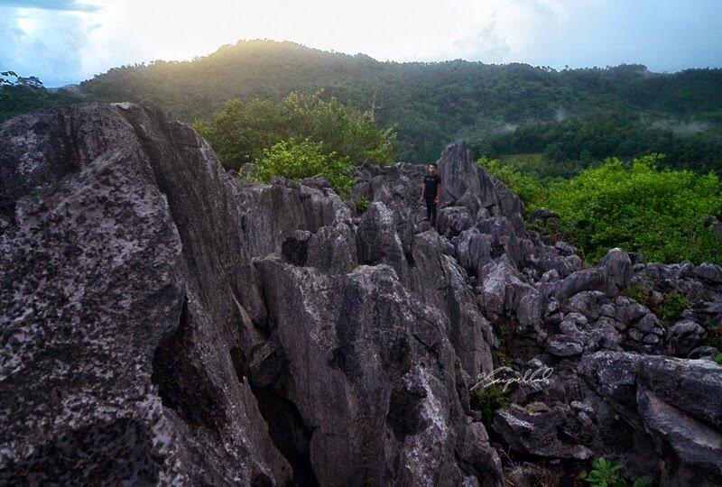 Bukit Batu Langara