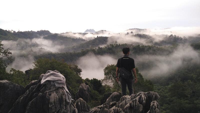 Panorama Alam Bukit Langara
