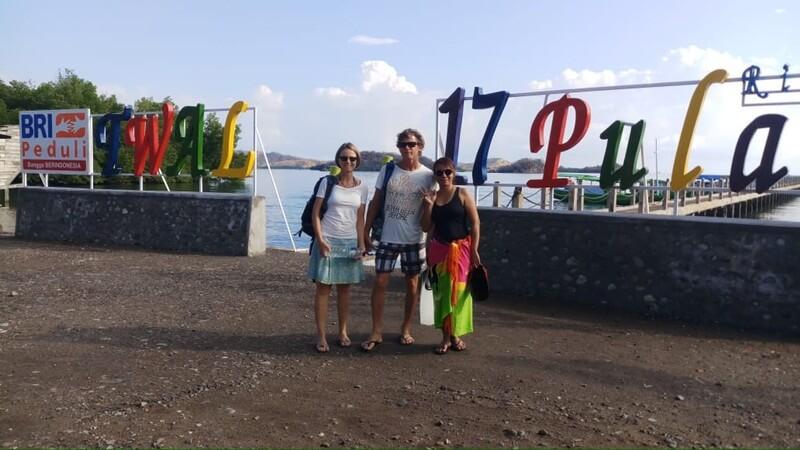 TMAL 17 Pulau Riung